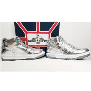 British Knights Kings SL Size 10.5 Sneakers Mens